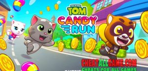 Talking Tom Candy Run Hack 2019, The Best Hack Tool To Get Free Diamonds