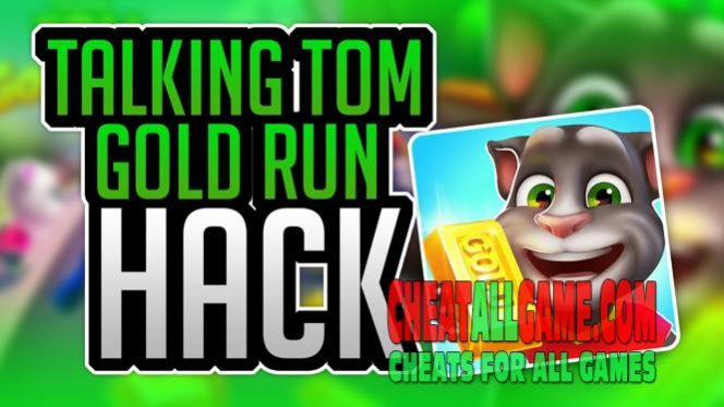 Talking Tom Gold Run Hack 2019, The Best Hack Tool To Get Free Dynamite