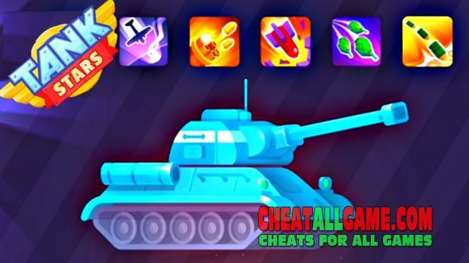 Tank Stars Hack 2019, The Best Hack Tool To Get Free Gems