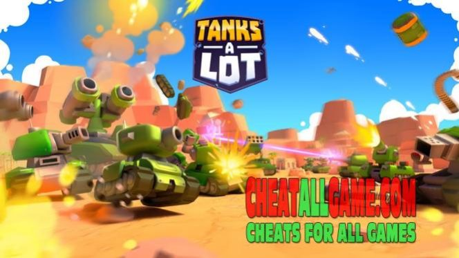Tanks A Lot Hack 2019, The Best Hack Tool To Get Free Gems