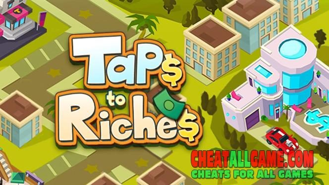 Taps To Riches Hack 2019, The Best Hack Tool To Get Free Gems