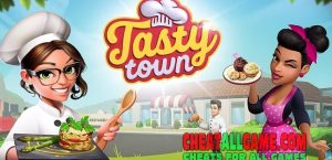 Tasty Town Hack 2019, The Best Hack Tool To Get Free Gems