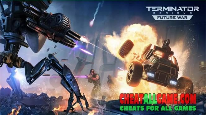 Terminator Genisys Future War Hack 2019, The Best Hack Tool To Get Free Tp