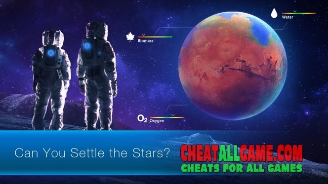 Terragenesis Space Settlers Hack 2019, The Best Hack Tool To Get Free GP