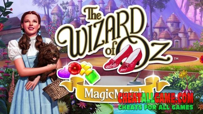 The Wizard Of Oz Magic Match 3 Hack 2019, The Best Hack Tool To Get Free Gold
