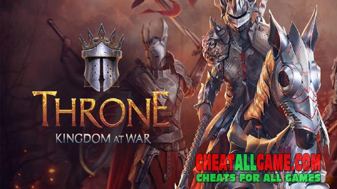 Throne Kingdom At War Hack 2019, The Best Hack Tool To Get Free Gold