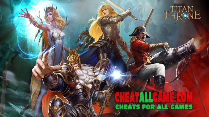 Titan Throne Hack 2019, The Best Hack Tool To Get Free Gems