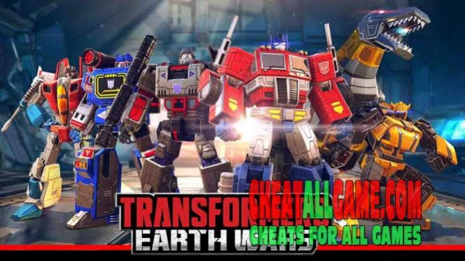 Transformers Earth Wars Hack 2019, The Best Hack Tool To Get Free Cyber Coins