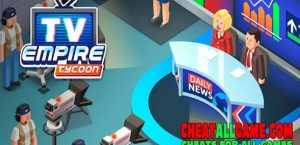Tv Empire Tycoon - Idle Management Game Hack 2021, The Best Hack Tool To Get Free Cash