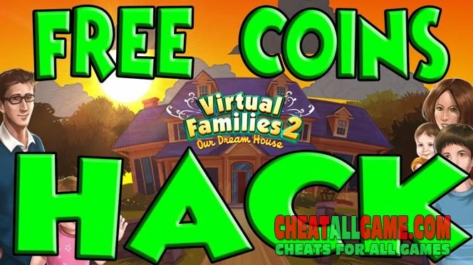 Virtual Families 2 Hack 2019, The Best Hack Tool To Get Free Coins