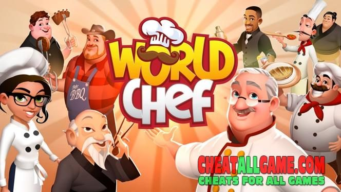 World Chef Hack 2019, The Best Hack Tool To Get Free Gems