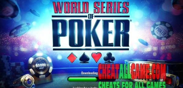World Series Of Poker Hack 2019, The Best Hack Tool To Get Free Chips