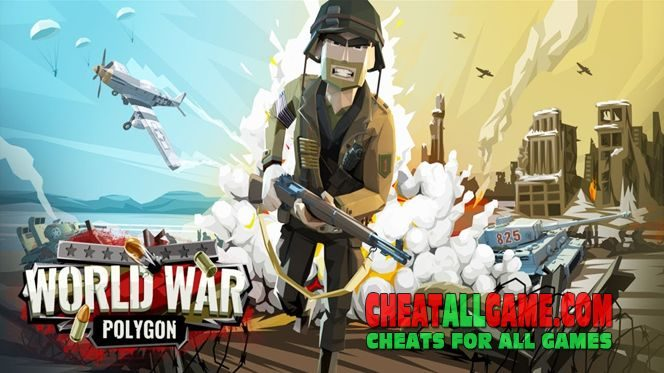 World War Polygon Hack 2019, The Best Hack Tool To Get Free Gold