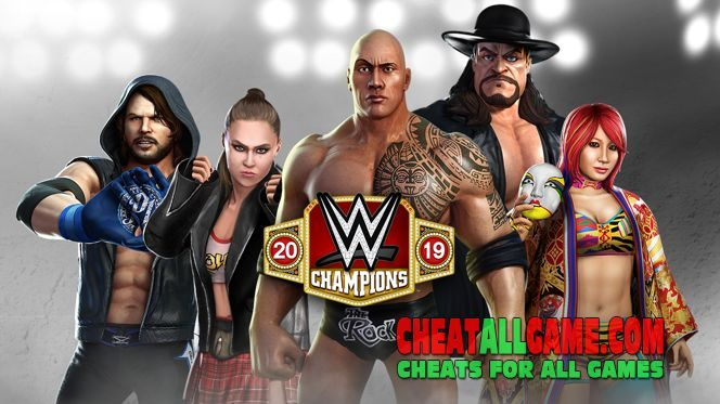 Wwe Champions 2019 Hack 2019, The Best Hack Tool To Get Free Cash