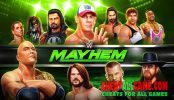 Wwe Mayhem Hack 2019, The Best Hack Tool To Get Free Gold