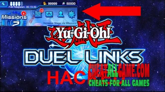 Yu Gi Oh Duel Links Hack 2019, The Best Hack Tool To Get Free Gems