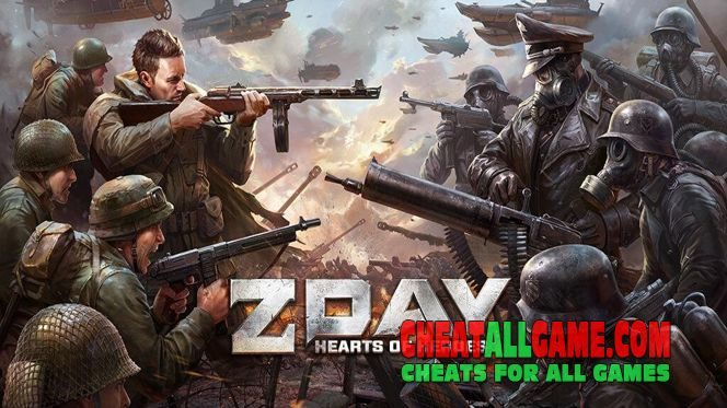Z Day Hearts Of Heroes Hack 2019, The Best Hack Tool To Get Free Gold