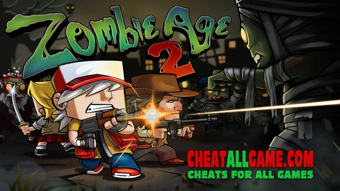 Zombie Age 2 Hack 2020, The Best Hack Tool To Get Free Cash