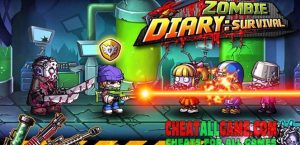 Zombie Diary Hack 2020, The Best Hack Tool To Get Free Diamonds